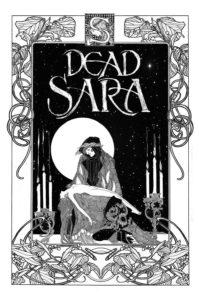 Bob Masse Dead Sara Black And White Poster 2016