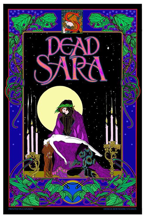 Bob Masse - Dead Sara Full Color - Limited Edition #29